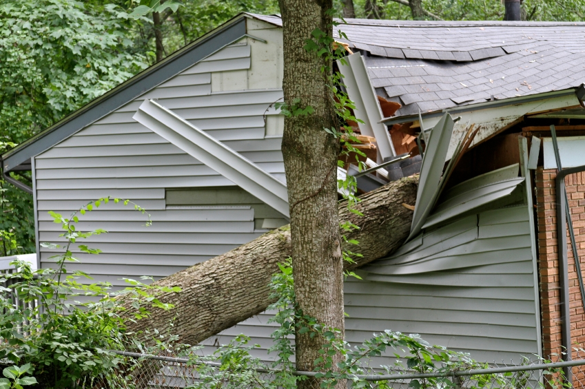 Mankato Storm Damage